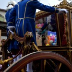 Mayors carriage on the 3rd February during the Saint Agatha festival in Catania