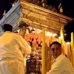Saint Agatha festival in Catania. February the 4th.