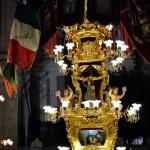 12° La candelora del Circolo di Sant'Agata durante la festa di Sant'Agata a Catania