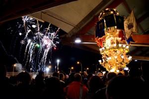 La festa della candelora dei fruttivendoli al MAAS 2015