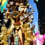 7° La candelora dei pastai durante la festa di Sant'Agata a Catania