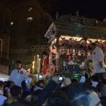 Fercolo di Sant'Agata il giorno 4 di febbraio