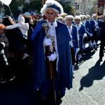 Processione in onore di Sant'Agata il 3 febbraio. Catania