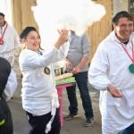 Zucchero filato, dimensioni agatine (Festa di Sant'Agata a Catania)